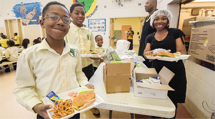 On The Road To Better Health: How one parent is working to build healthier habits at school and at home