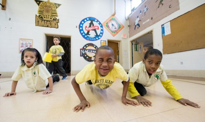 Moving Forward: A PE teacher's perspective on how BHC is making a difference