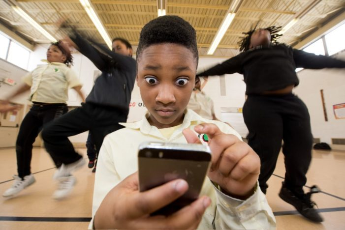 Power Off: Why kids need a break from technology