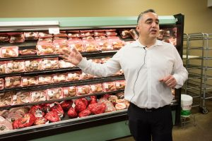 Mark Kattola says Double Up Food Bucks has boosted business at his Landmark Food Centers. Photo: Paul Engstrom