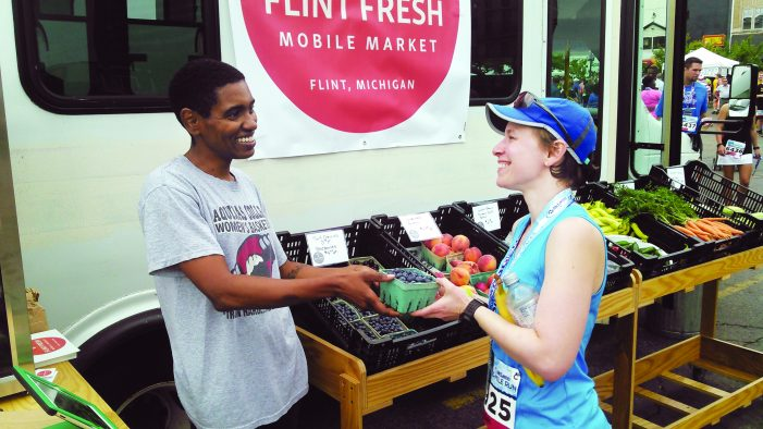 Mobile Mission: Flint Fresh Mobile Market brings produce to residents