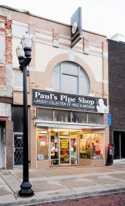 Paul's is a pipe wonderland with close to a million handcrafted and machine-cut pipes and a pipe museum, believed to be unrivaled in Michigan or elsewhere in the nation.