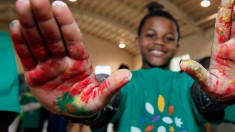 Get going with family-friendly Earth Day activities this weekend