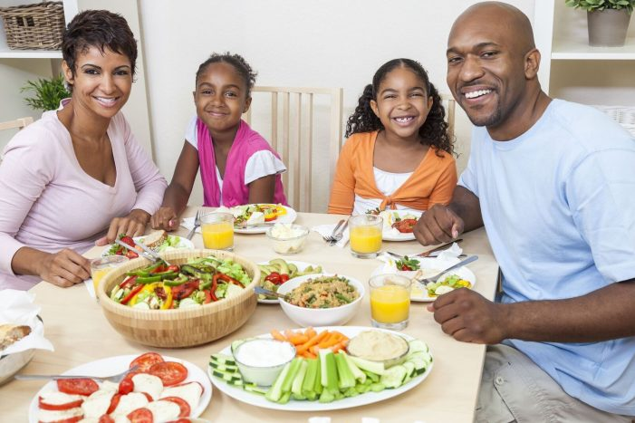 Cooking Matters for Adults class teaches healthy, budget-friendly meal planning