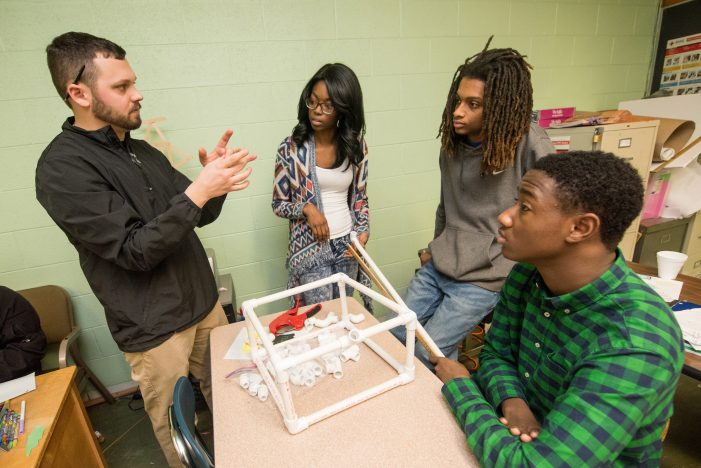 Quest for Success: Flint Youth program breaks ground and barriers
