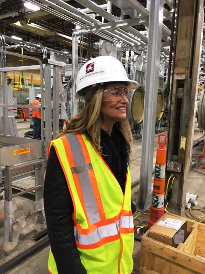 Constructive Leadership: Company CEO blazes trails for women