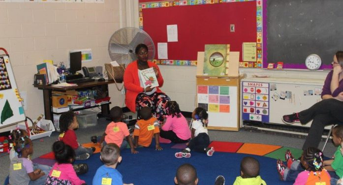 Art of Success: START helps kids get up and stay up to speed