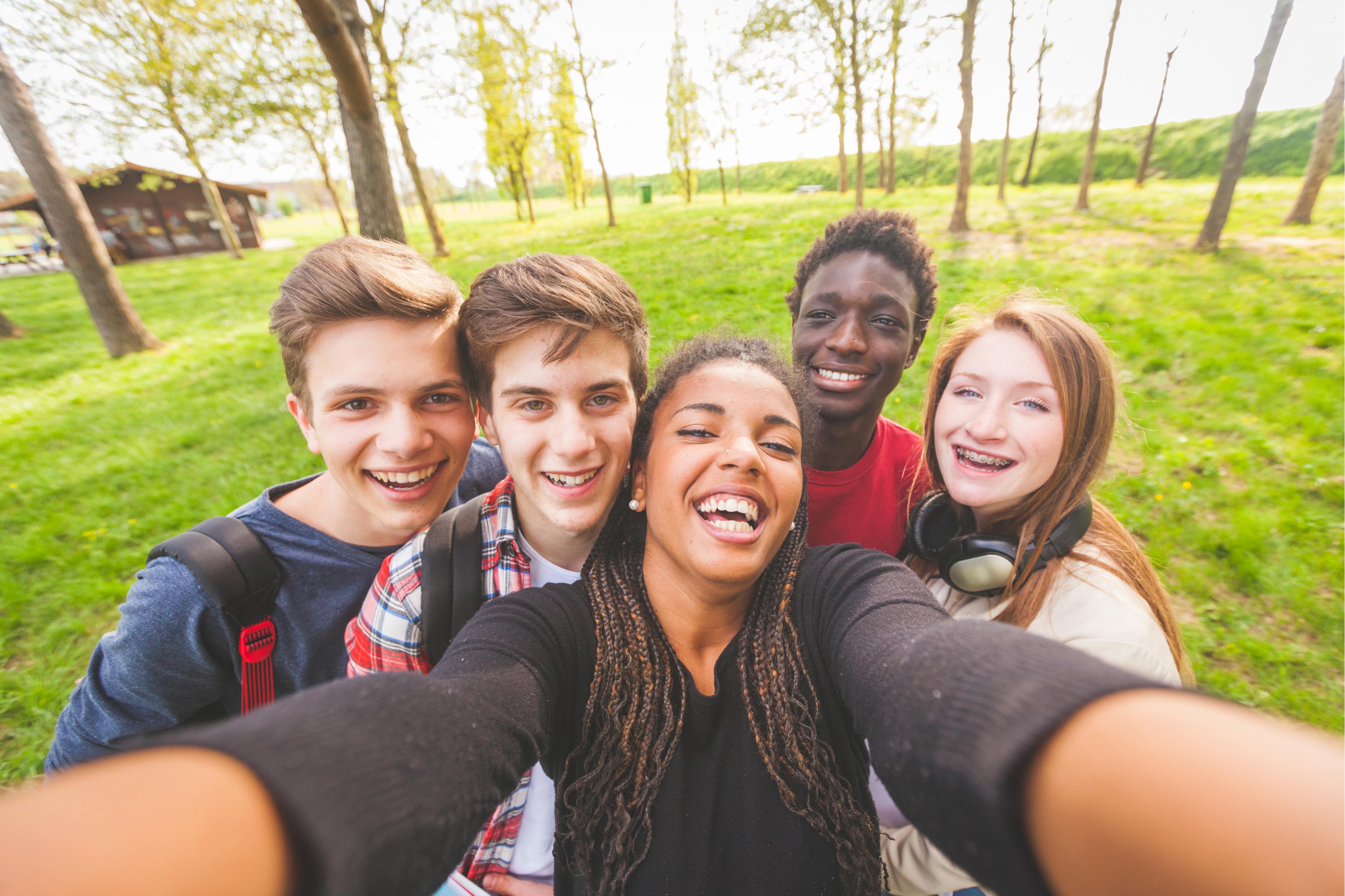 Network teen music teenagers photo