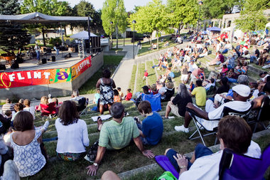 Flint gets jazzy for three-day weekend music festival