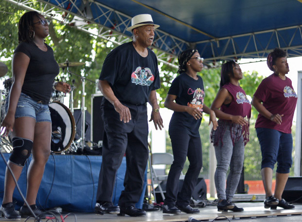 A Touch of Jazz: Heralded event draws hundreds