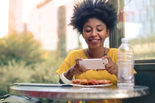 Cheesy selfies can win year's pizza supply