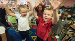 Smart Start:  Early intervention and support for Flint youth