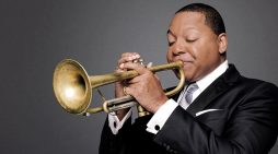 Legendary musician Wynton Marsalis makes commitment to Flint's cultural district and community