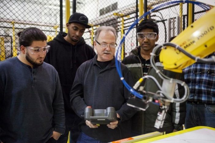 More Michigan students are enrolling in Career and Technical Education classes and getting jobs