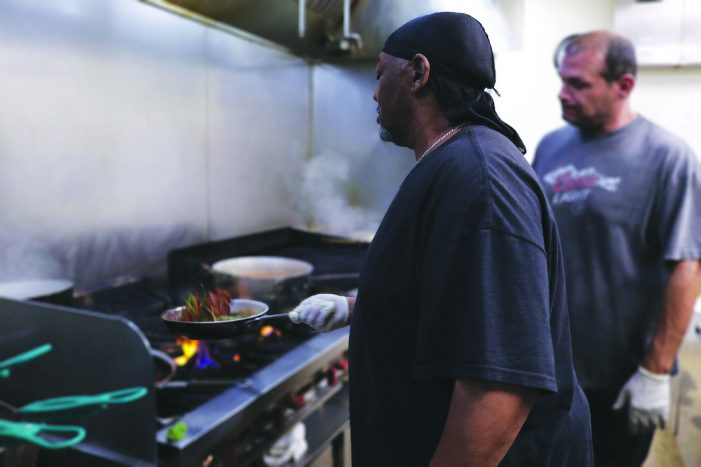 Flint entrepreneurs help patrons develop an appetite for healthy foods