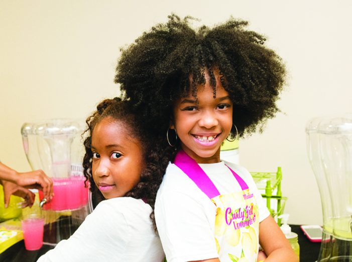 Sweet Success:  Meet the Curly Girl Lemonade founders