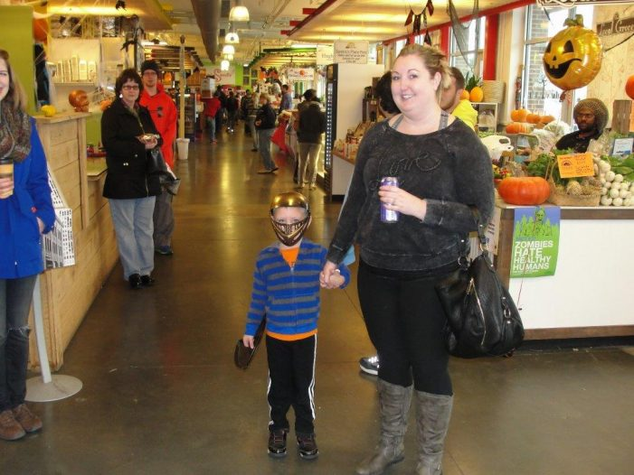 Healthy and HAPpy: Flint Farmers' Market event drew crowds
