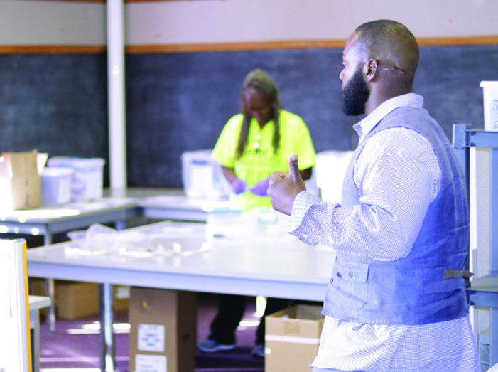 Vote of Confidence: Ex-offenders play key role in university's research