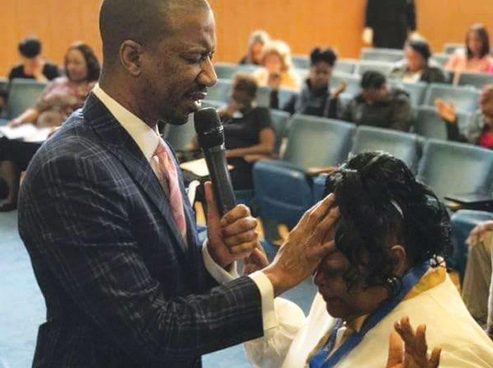 City of Light: Pastor Phillip Thompson is optimistic about Flint's future