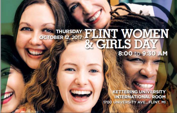 Challenges facing Flint's women to be discussed at Women and Girls Day Oct. 12