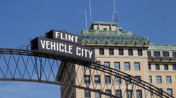 Flint's resurgence is evident and the centerpiece of innovative campaign