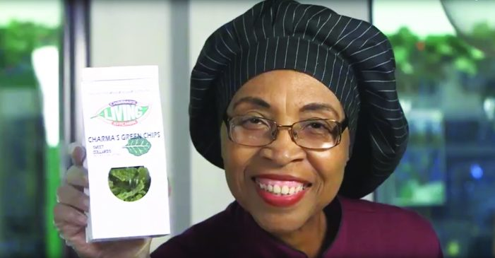 "Flint-based Charma's Green Chips rides wave of consumers love of ""everything kale"""