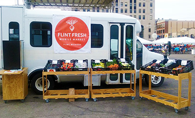 Flint Fresh delivery program continues to gain momentum