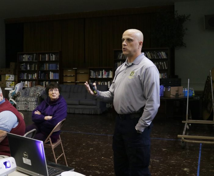 Flint Neighborhood United tackles a difficult issue, human trafficking