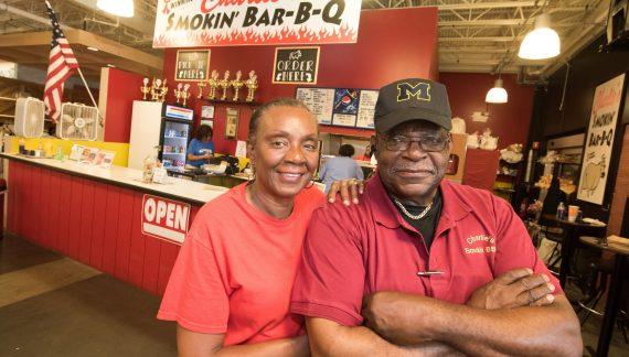 Smokin' Hot: Charlie's Smokin' BBQ's bold flavors draw rave reviews