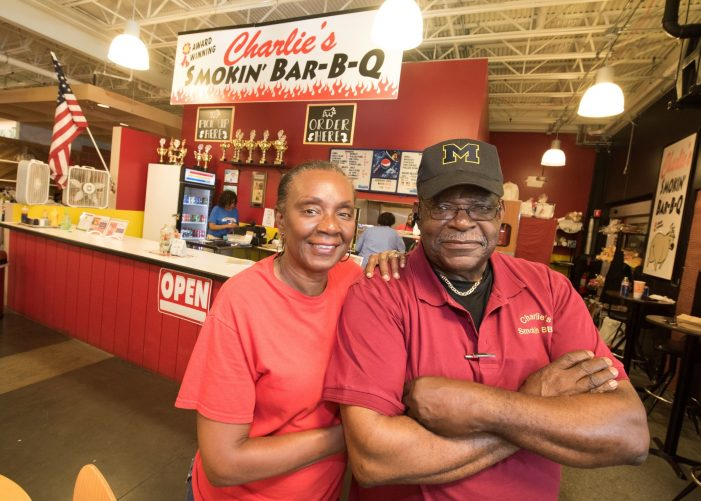Smokin' Hot: Charlie's Smokin' BBQ's bold flavors draw rave reviews