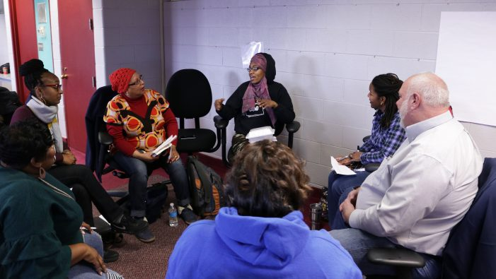 Reading and Rising Community book club uplifts and educates