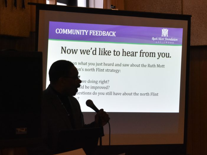 Ruth Mott community forum provides platform for neighborhood residents to be heard