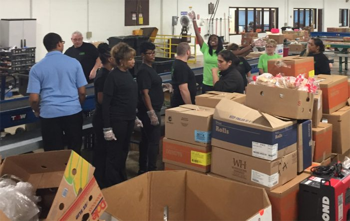 Mobile pantry delivers help with holiday groceries