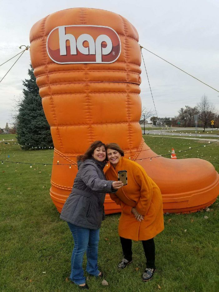 HAP Boots for Kids needs donations to keep those little feet warm this winter