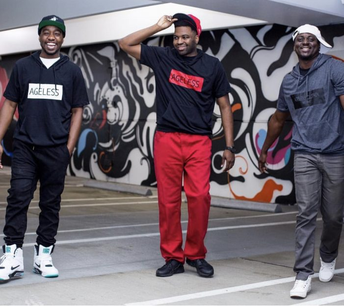 Local residents jump into the fashion world with a timeless approach at Ageless Clothin'