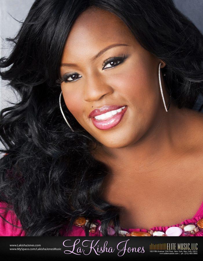 American Idol alumna LaKisha Jones to perform with Flint Symphony Orchestra Jan. 13