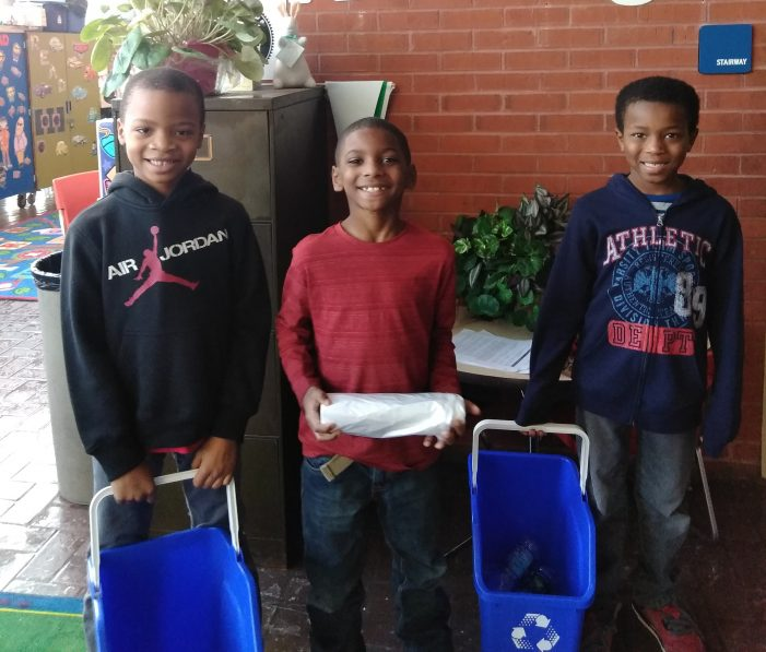 Doyle Ryder Elementary School wins $5,000 in Keep Genesee County Beautiful Recycling Contest