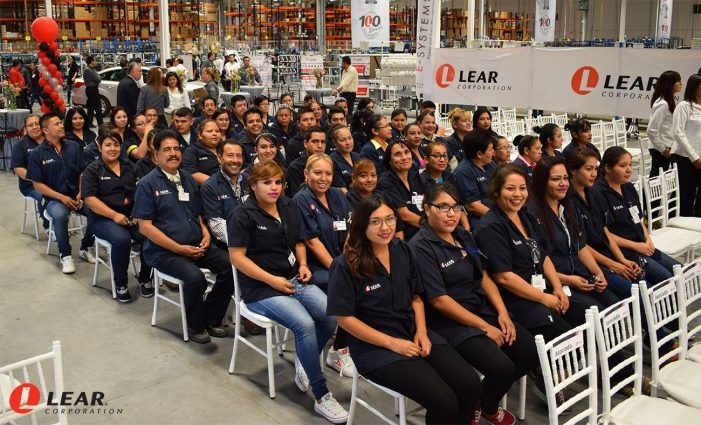 Job fair Jan. 17 looks to fill 100 production jobs at new Lear seat plant
