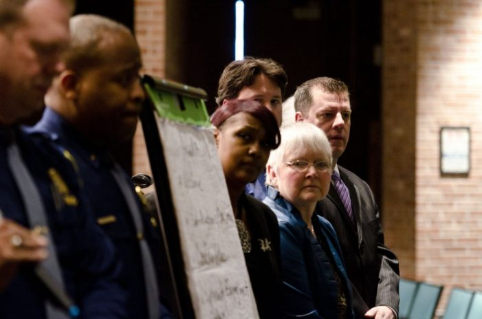 WOW Outreach leads communities to take action and stop violence in Flint