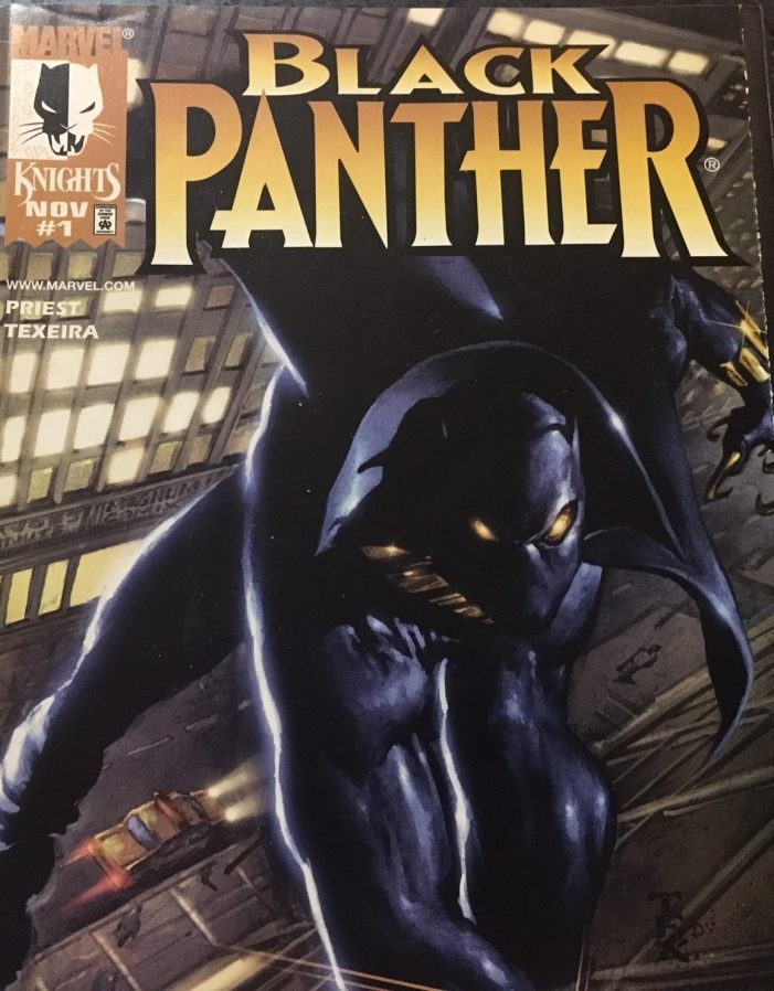 More than a movie: Black Panther opened the door for other black comic book characters