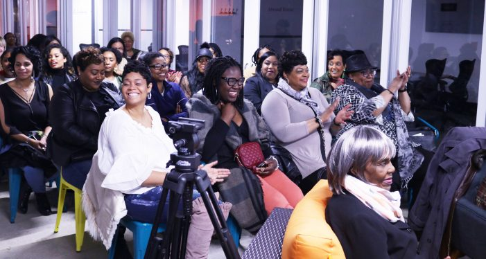 Girl Talk breaks down barriers, inspires black women to work together