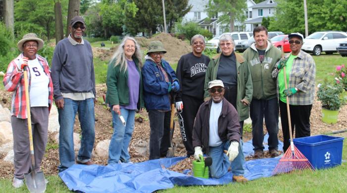 Neighborhood Engagement Hub helps residents revitalize, restore Flint neighborhoods