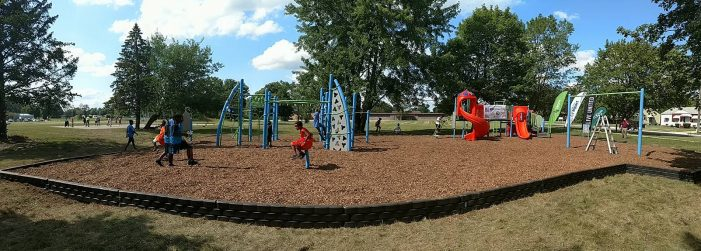 Flint parks get six new playgrounds in $400,000 project
