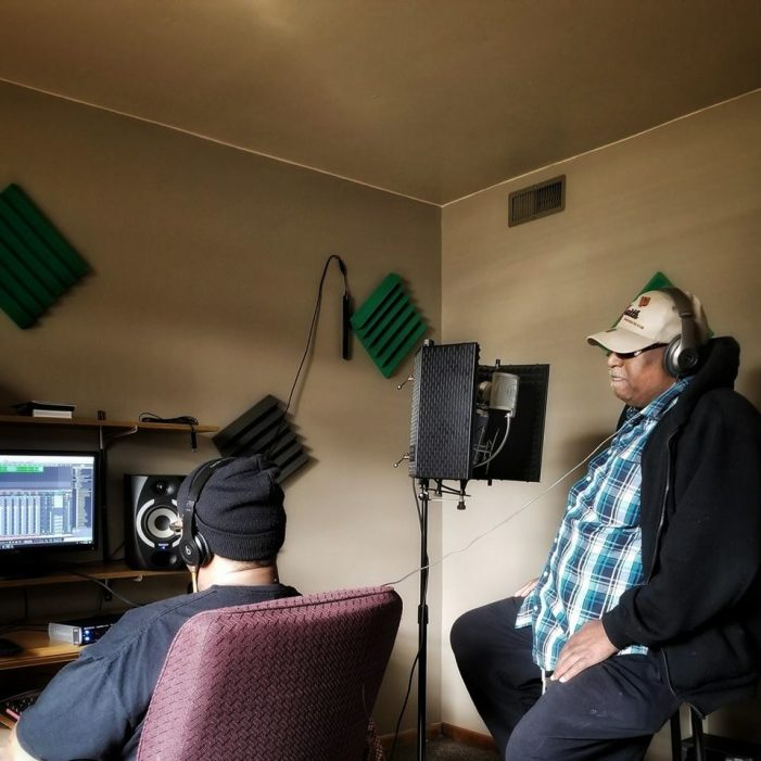 Flint underground artists aim for musical groundswell
