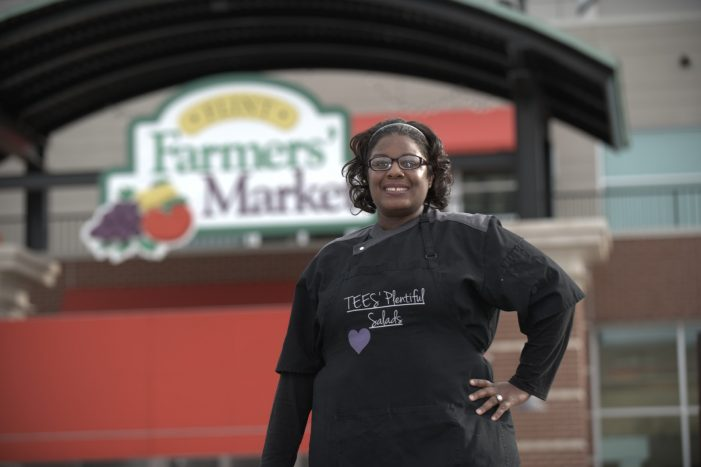Salads with Sass: Flint entrepreneur satisfies consumer preference to eat green and clean
