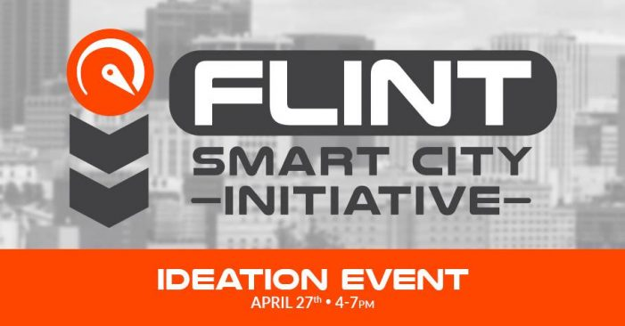 Flint Smart City Initiative wants gigabit solutions to safety issues. Share yours at ideation event April 27