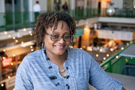 Community Foundation advocate hopes to help transform food access, general neighborhood health