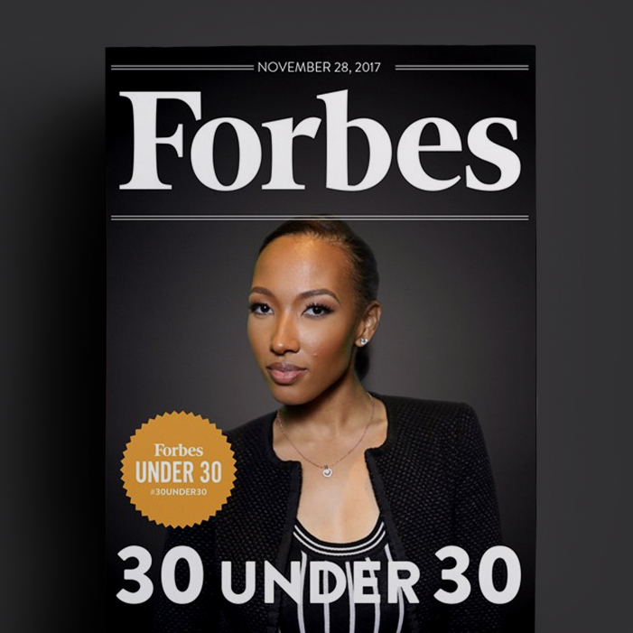 Forbes 30 Under 30 Danielle Hughes to be panelist at GoGetHer conference April 21