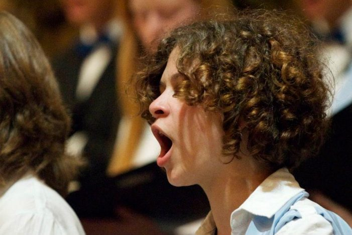 Sounds that Inspire:  Flint's Festival of Choirs returns this Sunday