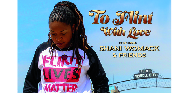 Singer and Flint native Shani Womack to perform at Beecher-Vera B. Rison Library May 1